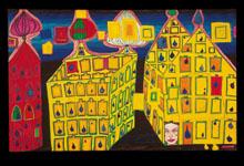 Painting Hundertwasser