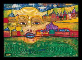 Wieland Schmied Zur Malerei Hundertwasser