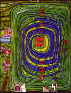 Friedensreich Hundertwasser Prints and Posters at Art.com